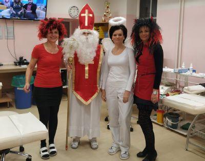 Navzdory koronaviru dárci krve a plazmy o tradiční Mikulášský odběr nepřijdou ani v Šumperku, ani v Bruntále